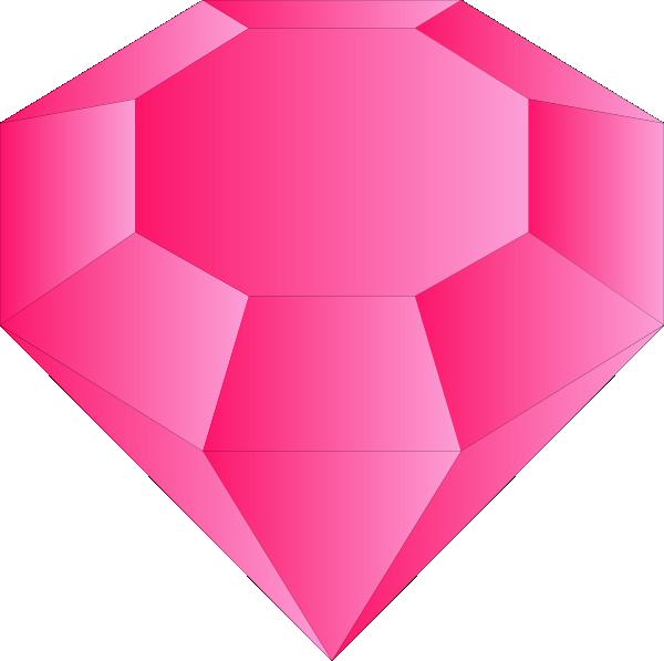 Ruby Gem Clip Art at Clker.com - vector clip art online ...