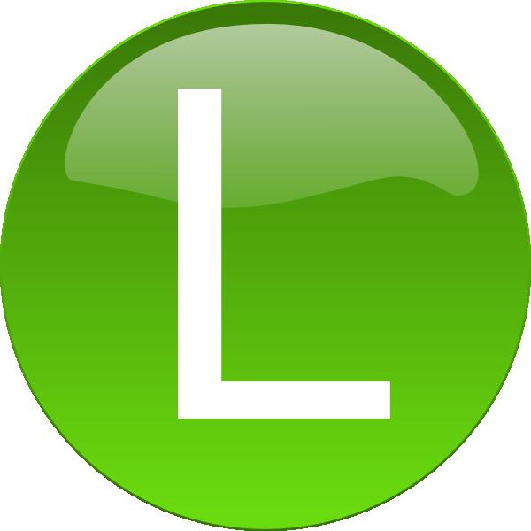 Green L Clip Art At Clker.com