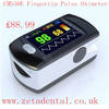 Zetadental Co Uk Cms E Fingertip Pulse Oximeter Image