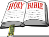 Bible Verses Cliparts Image
