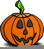 Group Of Pumpkins Clipart Image