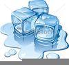 Ice Cube Clipart Black And White Image