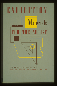 Exhibition Materials For The Artist / J.r. Image