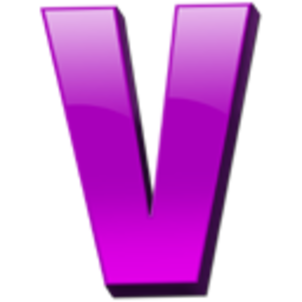 Letter V Icon | Free Images at Clker.com - vector clip art ...