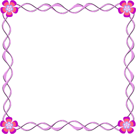 Frame Swirl Flower Free Images At Clker Com Vector