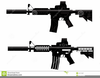 Clipart Rifles Image