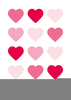Love Heart Clipart Free Image