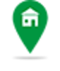 Green Home Icon Md Image