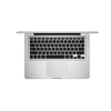 Apple Macbook Pro Mc Lla Inch Laptop Front Top View Image