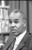 Interview: Roy Wilkins, Executive Secretary Of The Naacp Clip Art