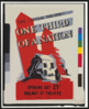 The Federal Theatre S  One Third Of A Nation   / Leon Carlin. Clip Art