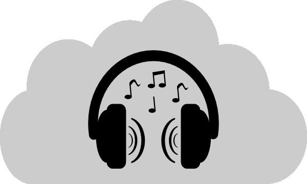 Music And Headphones Clip Art at Clker.com - vector clip ...