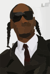 Rapper Snoop Dogg Poses In The Photo Room During The Billboard Mu Clip Art