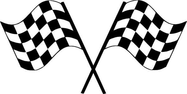 Racing Checkered Flag >> Finish Flags Clip Art at Clker.com - vector clip art online, royalty free & public domain