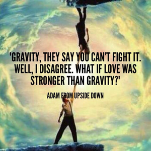 Down Love Quotes Image