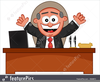 Laughing Man Cartoon Clipart Image