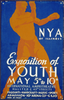 N.y.a. Of Illinois--exposition Of Youth ... Pageants, Handcraft, Music, Sports Image
