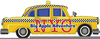 Nyc Taxi Clipart Image