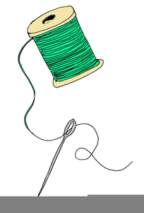 Sewing Clipart Free Image