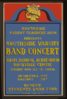 Southside Parent Teachers Assn. Presents Southside Varsity Band Concert, High School Auditorium, Rockville Centre Benefit Students Loan Fund. Clip Art