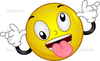 Silly Face Clipart Image