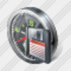 Icon Compass Save Image