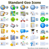 Standard Geo Icons Image