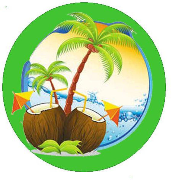 Coconut | Free Images at Clker.com - vector clip art