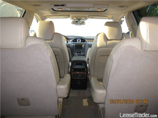 buick enclave 2008 white. buick enclave cxl white image 2008