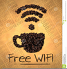 Free Coffee Bean Clipart Image