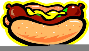 Clipart Of Hot Dogs Free Image