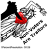 129 Traitors Do Not Vote  Image