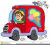 Car On Ice And Free Animated Clipart Image