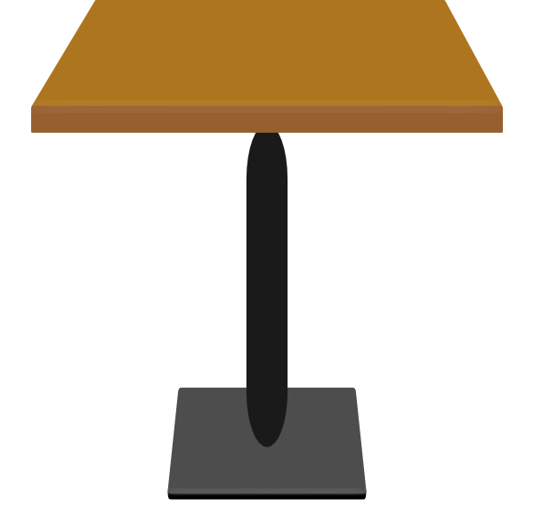 Dining Table Clip Art At Clker Com Vector Clip Art