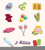 Free Candy Bar Icons And Clipart Image