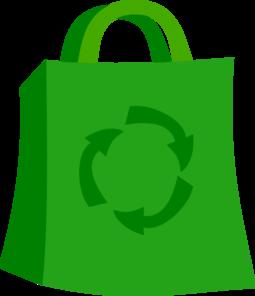 Green Shopping Bag Clip Art At Clker Com Vector Clip Art