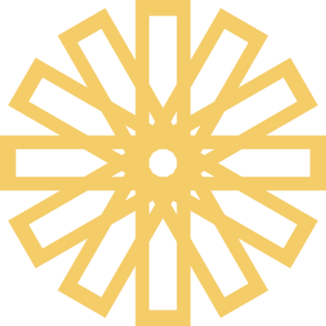 Islamic Star Gold Clip Art
