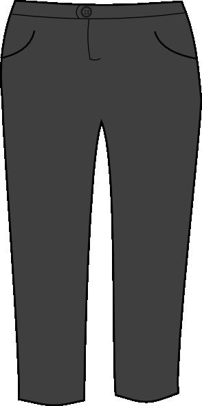 Trousers Clip Art at Clker.com - vector clip art online royalty free u0026 public domain