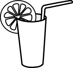 Clipart Lemonade 3