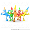 New Year Party Hat Clipart Image