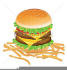 Free Clipart Fries Image