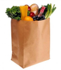 Grocery Bag X Image