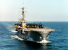 Uss Inchon Underway Image