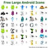 Free Large Android Icons Image