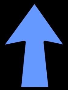 Arrow Up Clip Art at Clker.com - vector clip art online ...