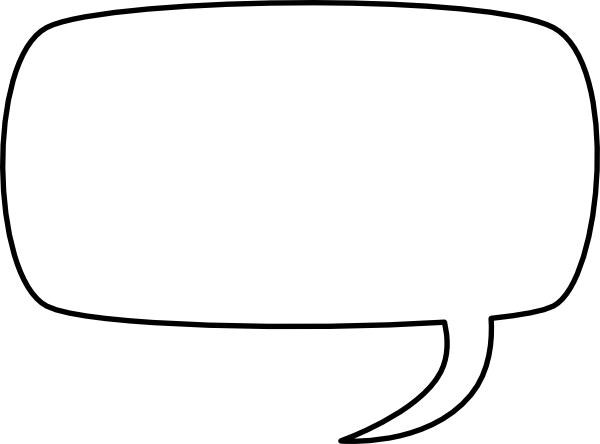 how to add text to a speech bubble in word