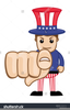 We Want You Uncle Sam Clipart Image
