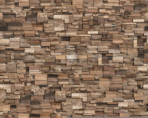 Wall Paneling Texture Image