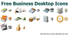 Free Business Desktop Icons Image
