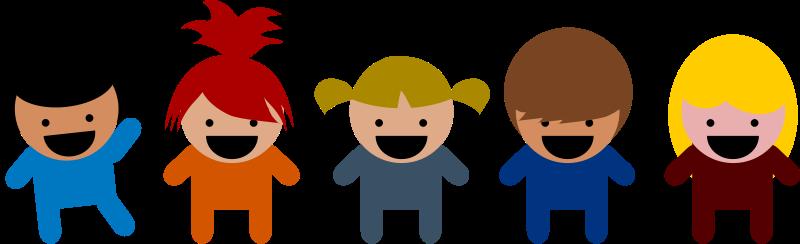 Cartoon Kids Free Images At Clker Com Vector Clip Art